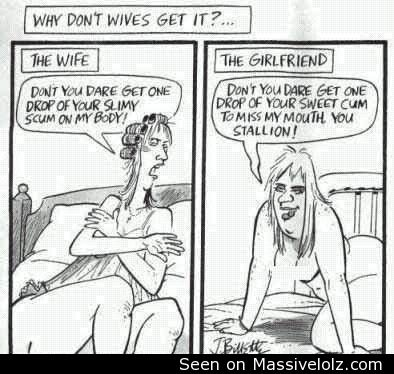 Naughty wives and girlfriends