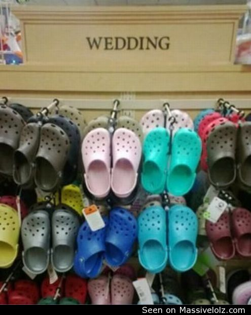 funny image Wedding accessories